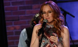 Ingrid Michaelson is writing a complete album impressed by Stranger Issues