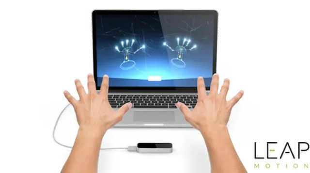 Leap motion controller in india