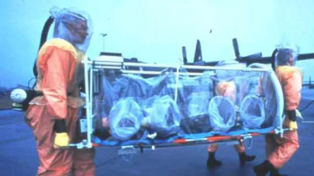 Old SARS Iso-Tubes Are Keeping Ebola Patients Alive On Planes