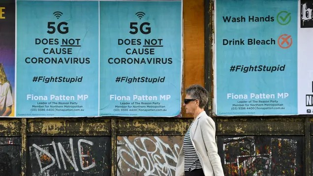 cea8994d04dbbf8c83b7f3f224f7b456 Too Many of You Still Believe in 5G Conspiracy Theories | Gizmodo