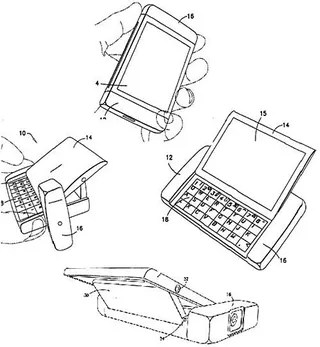 Nokia Sniffing Around Sidekick Territory with New Patent