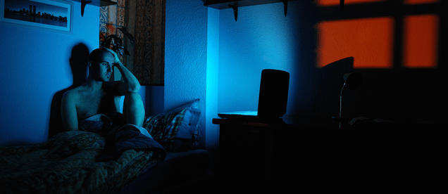 Staring At A Computer All Day (Or Night) Totally Does Affect Your Eyes