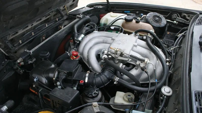 What Engine Has The Most Impossible Part To Get At?