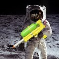 Martian lawsuits and super soakers the weirdest moments in nasa