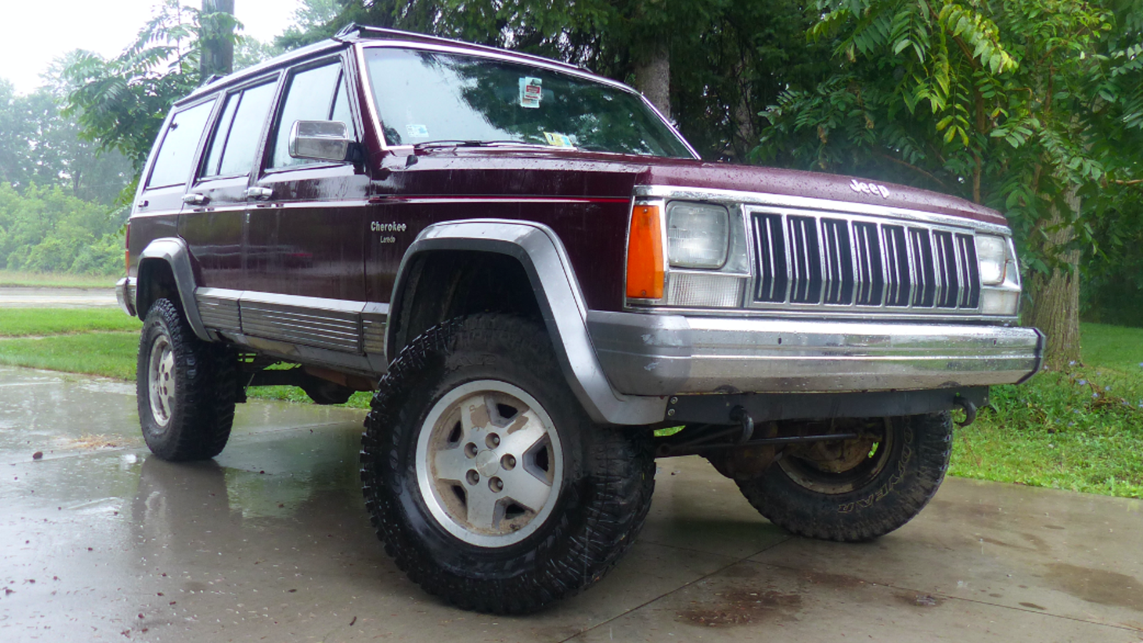 hight resolution of jeep xj 5 inch lift 31