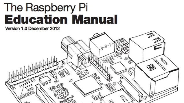 The Raspberry Pi Education Manual Teaches You Basic