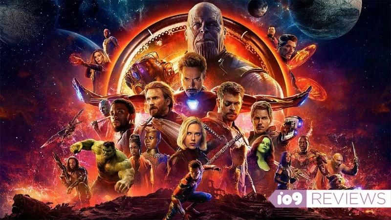 the incredible avengers infinity