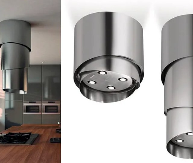 At Some Point Over The Past Year Appliance Makers Began A Design War To See Who Could Come Up With The Most Innovative And Original Range Hood Designs