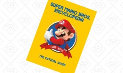 Save a Few Cash By Preordering the Tremendous Mario Bros. Encyclopedia