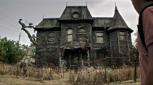 Scariest Freakiest Haunted Houses In Movies And Tv