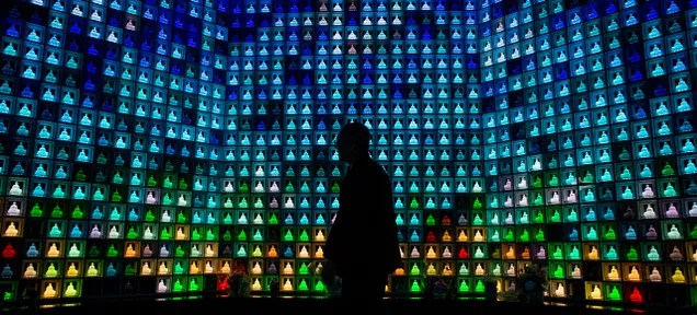 This Is Probably The Most High-Tech Cemetery In the World