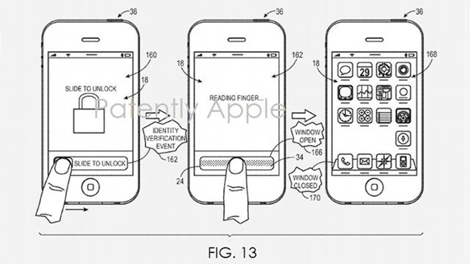 Apple Wants To Use Your Fingerprints to Unlock Your iPhone