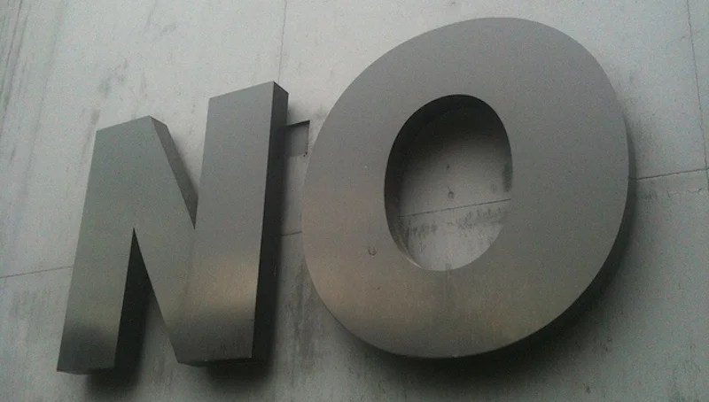 Eight Strategies for Politely Saying No