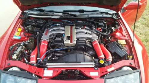 small resolution of 300zx engine bay diagram