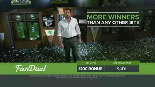 FanDuel Ads Use Georgia Tech Football Players' Images Without Permission Or Compensation [UPDATE]