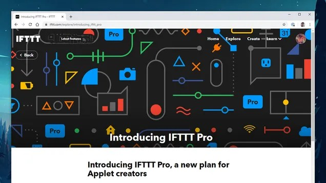 tl1mfsckuwbaoilch4bk Here's Everything New You Can Do With an IFTTT Pro Subscription | Gizmodo