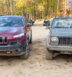 which is better off road a brand new jeep cherokee or my old 600 craigslist cherokee  [ 1600 x 900 Pixel ]