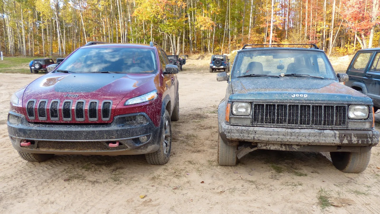 hight resolution of which is better off road a brand new jeep cherokee or my old 600 craigslist cherokee