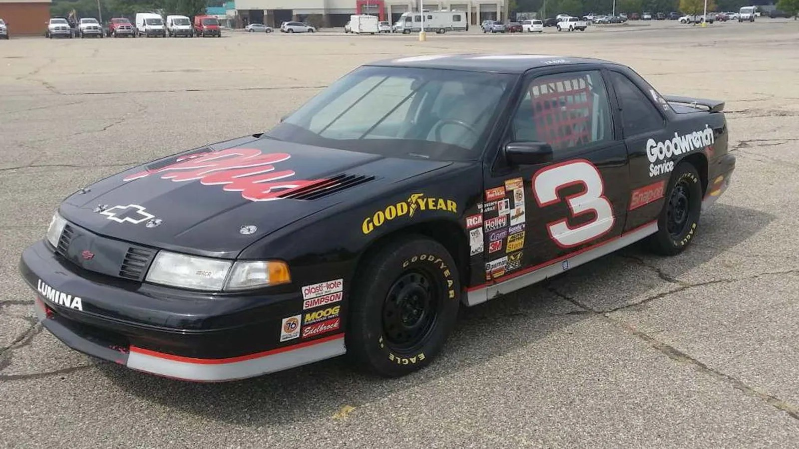 hight resolution of at 4 500 would you find this 1991 chevy lumina z34 tribute intimidating