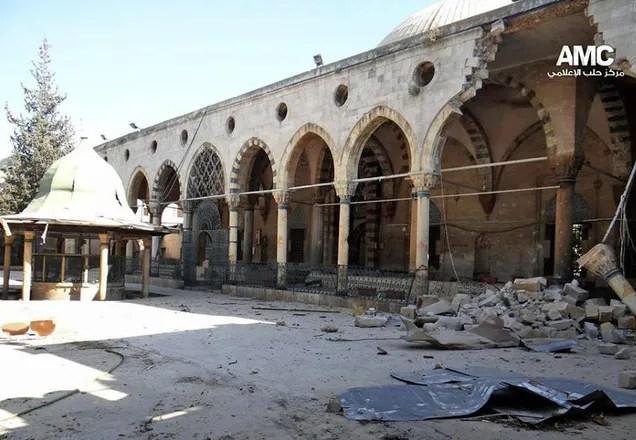 Hermosos tesoros arqueológicos absurdamente destruidos por el hombre
