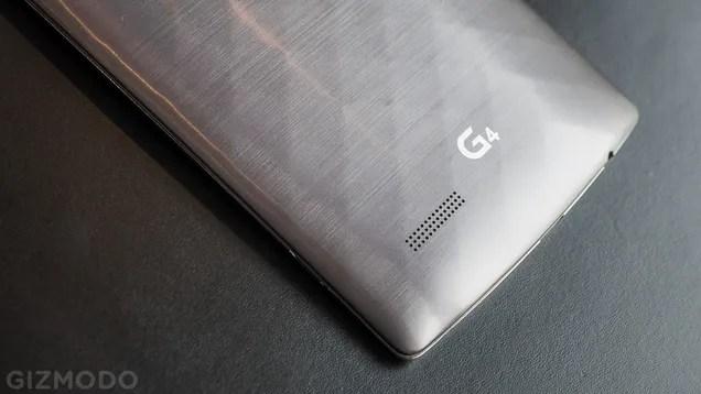 Probamos el nuevo LG G4: la versión refinada de la vieja escuela Android