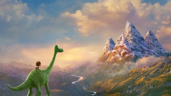 Pixar Changed Rules Make Good Dinosaur Stunning Masterpiece