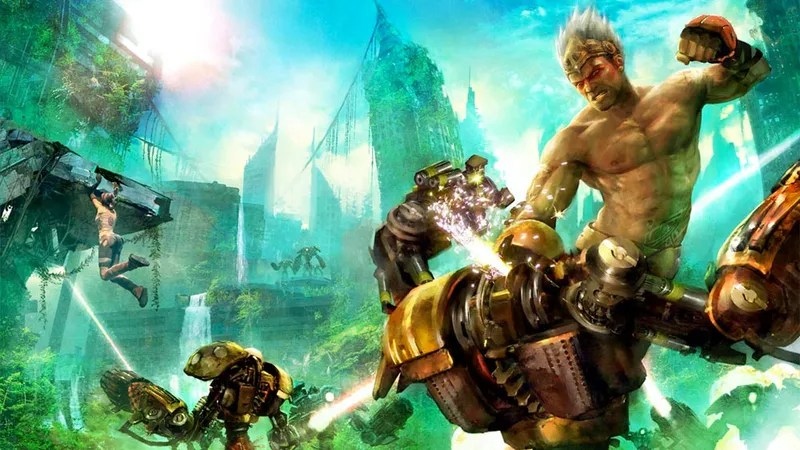 I Am Single Girl Wallpaper Review Enslaved Odyssey To The West