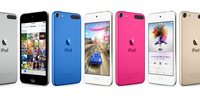 iPods Still Exist and Apple Just Upgraded Them All