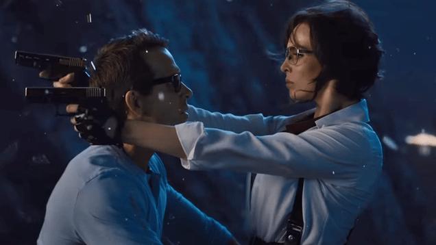 3dc0c13079f1173b00aafb570c7e9cbe Free Guy's New Trailer Puts Ryan Reynolds on a Wild Video Game Rampage   Gizmodo
