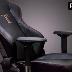 Desk Chair Casters Wood Organizer Secretlab Titan Review: A Big Gaming For ...