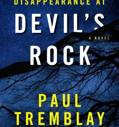 paul tremblay says that his latest novel is his graduate thesis on horror fiction [ 800 x 1208 Pixel ]