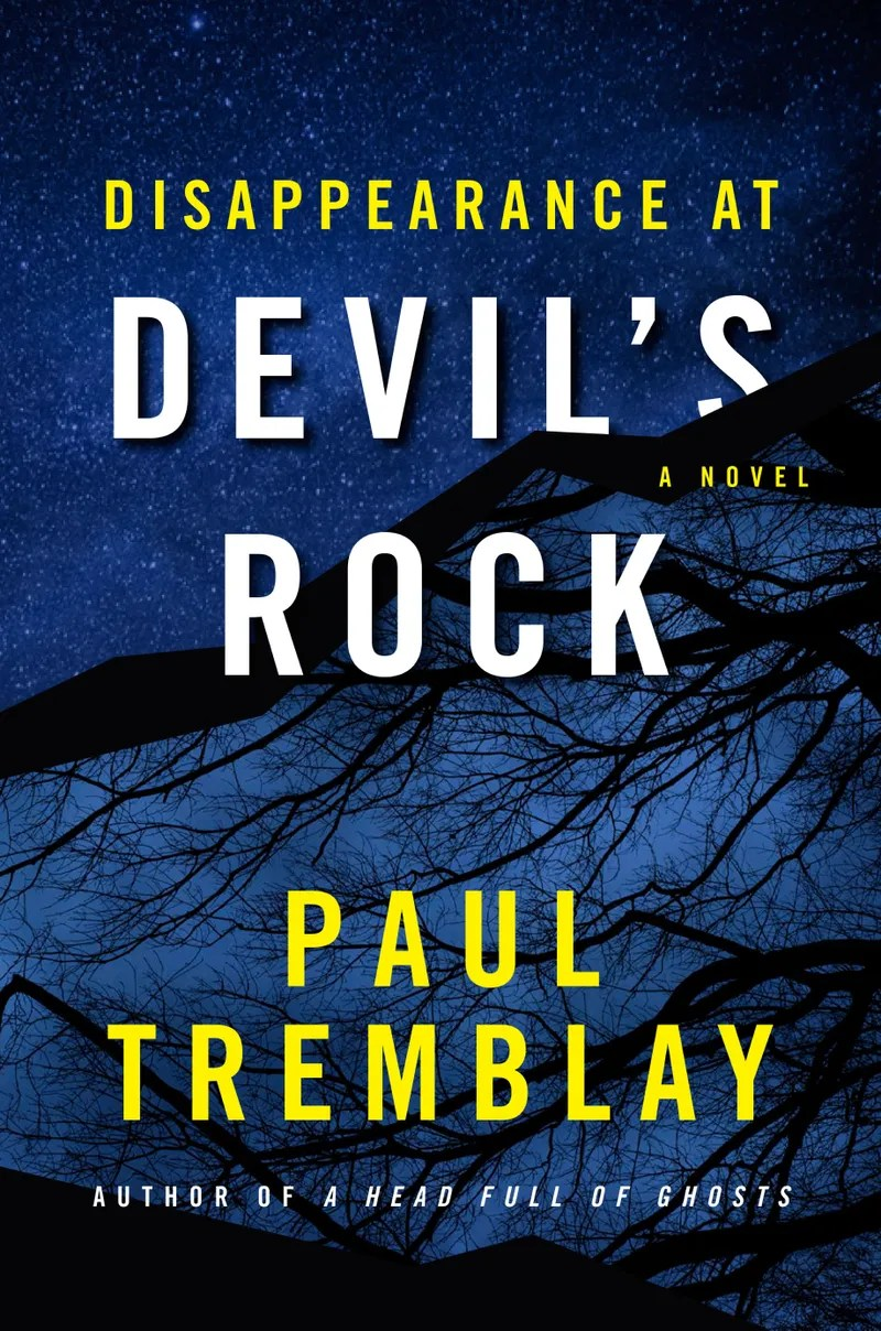 hight resolution of paul tremblay says that his latest novel is his graduate thesis on horror fiction