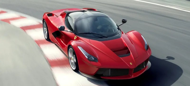 A LaFerrari Spider Could Be The Next Great Ultra-Expensive Convertible