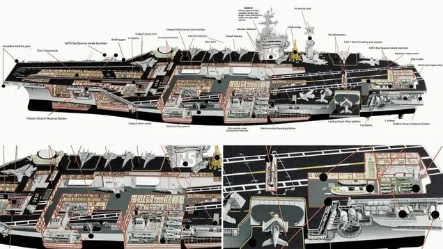 spaceship cutaway diagram trs to ts wiring 20 drawings that will slice open your mind