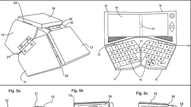 Nokia's Four-Way Folding Communicator Patent is Hinge-Tastic