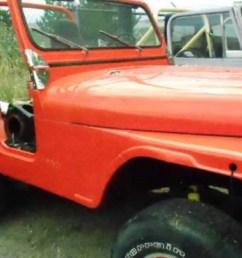 jeep cj7 orange [ 1600 x 900 Pixel ]