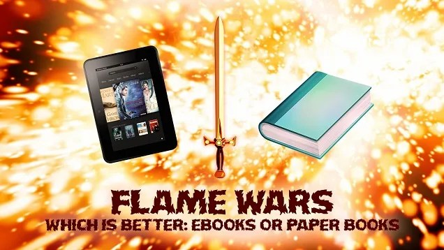Ebooks or Paper Books Your Best Arguments