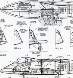 never seen photos of boeing s 1960s stealth jet concept that predicted the future [ 1200 x 675 Pixel ]