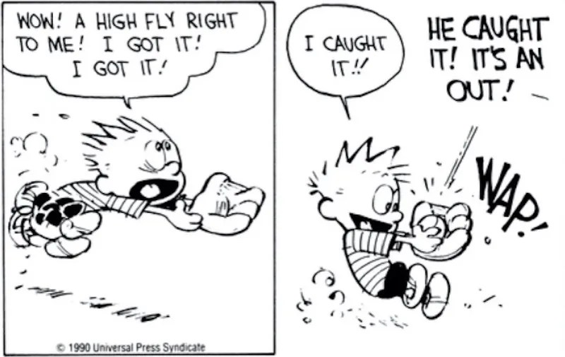 Calvin and Hobbes Showed The Trouble With Organized Sports
