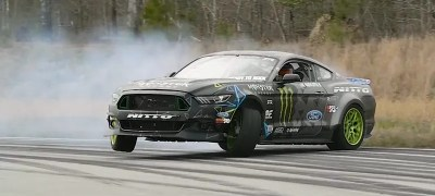 Can You Explain This Mustang's Suspension?
