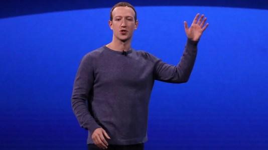 O chefe de segurança de Mark Zuckerberg, acusado de assédio sexual