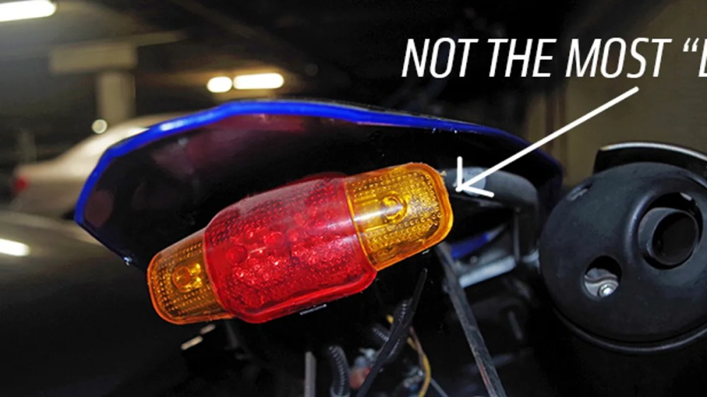 medium resolution of essential tips for doing your generally terrible custom motorcycle lighting the right way