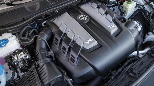 small resolution of 2014 volkswagen touareg tdi executive the truck yeah review volkswagen touareg v6 engine diagram
