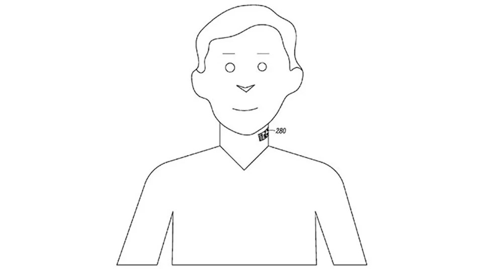 Motorola Wants to Patent a Neck Tattoo That's Also a