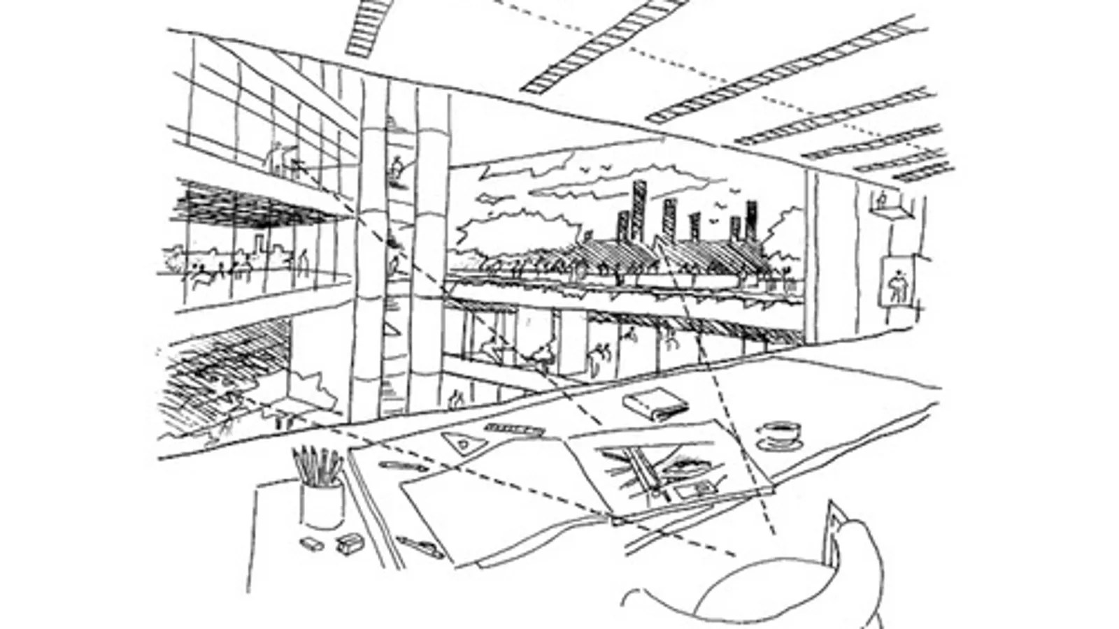 Inside the Mind of Norman Foster