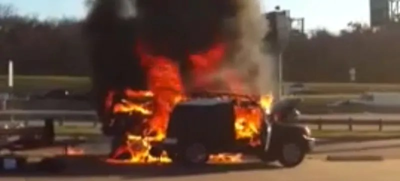 Did Faulty Trailer Wiring Burn This FJ Cruiser To The Ground Twice?