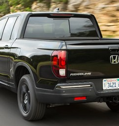 the 2017 honda ridgeline is solid but a little too much accord for its own good [ 1200 x 675 Pixel ]