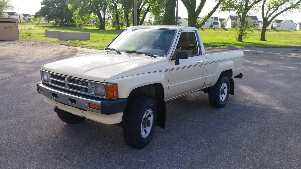 hight resolution of 87 toyotum pickup bed
