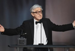 Woody Allen was purported to play clarinet at ousted Amazon exec Roy Value's wedding ceremony
