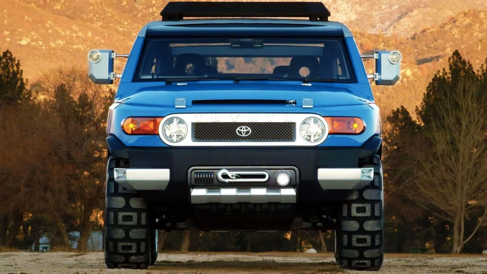 Is The Toyota FT4X A Future Jeep Wrangler And Ford Bronco